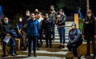 "Tour ""Usera Escondida"": luchas vecinales, recursos, Guerra Civil…"
