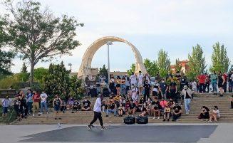 Festival urbano en Carabanchel Alto