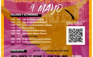 Crónica del Festival Lucero Vivo domingo 9 mayo Parque de la Cuña Verde